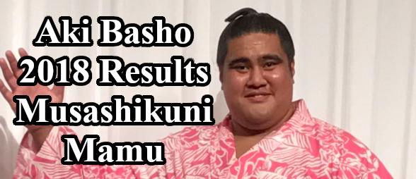 Musashikumi Header Image - Aki Basho 2018