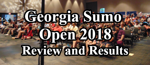 Georgia Sumo Open 2018 - Header