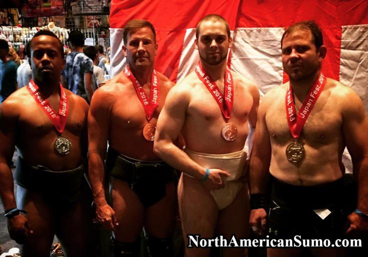 Georgia Sumo Open 2018 - Leightweight