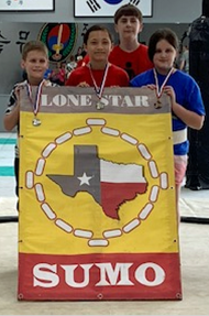 Lone Star Sumo 12th Annual Texas Classic - Picture 1