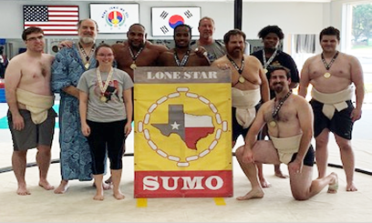 Lone Star Sumo 12th Annual Texas Classic - Picture 2