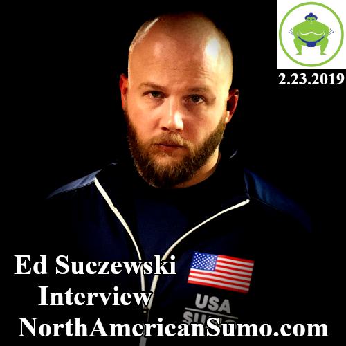 Ed Suczewski Interview Header