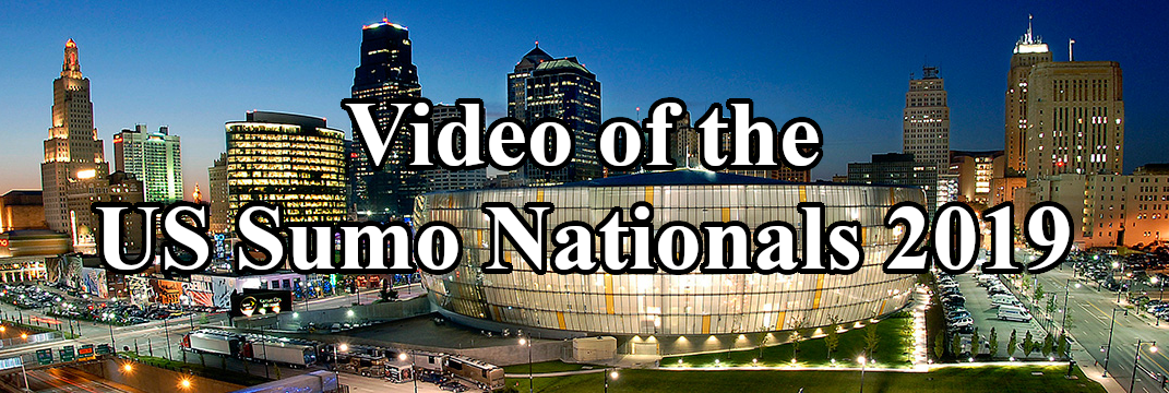 US Sumo Nationals Video Header Image