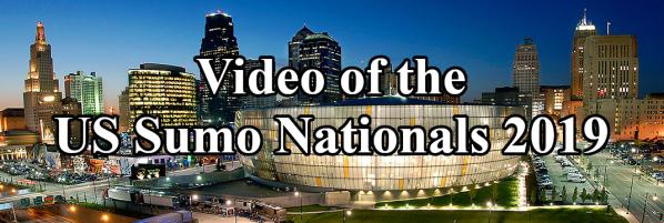 US Sumo Nationals Video Header Image