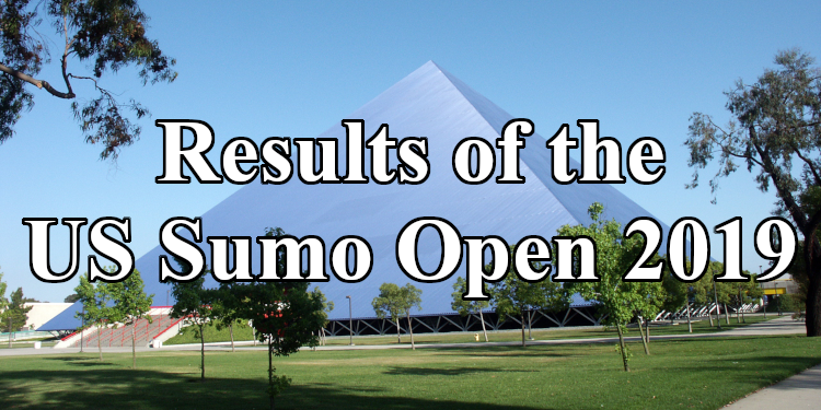 US Sumo Open 2019 Results