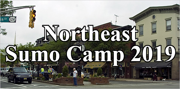 Northeast Sumo Camp 2019
