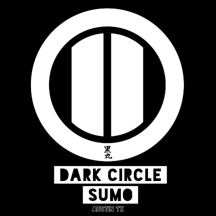 Dark Circle Sumo - Austin Texas - Resized 50 Percent