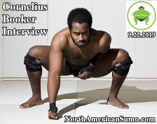 Cornelius Booker Sumo Interview Header