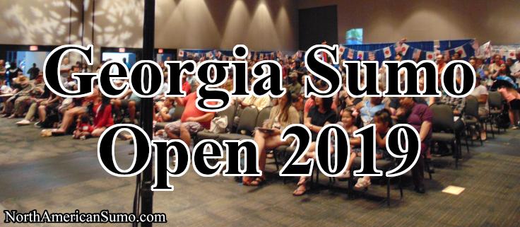 Georgia Sumo Open 2019